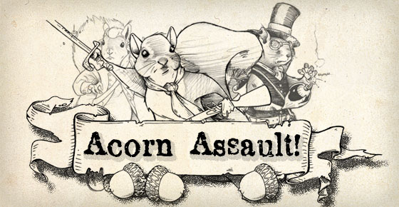 Announcing Acorn Assault