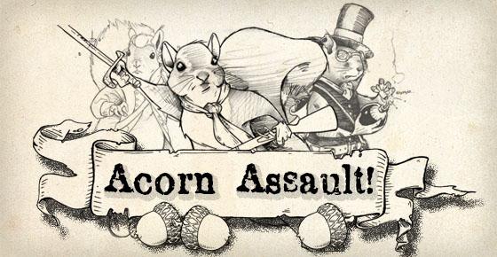 Announcing Acorn Assault