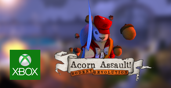 Acorn Assault Rodent Revolution is Coming to Xbox One