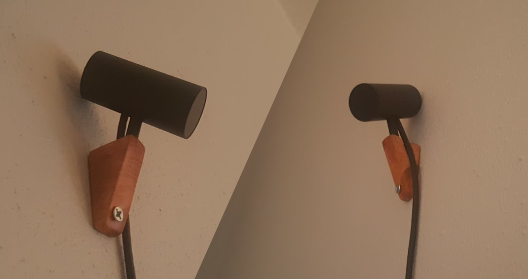 The Oculus Wedge – Custom Oculus Sensor Mount